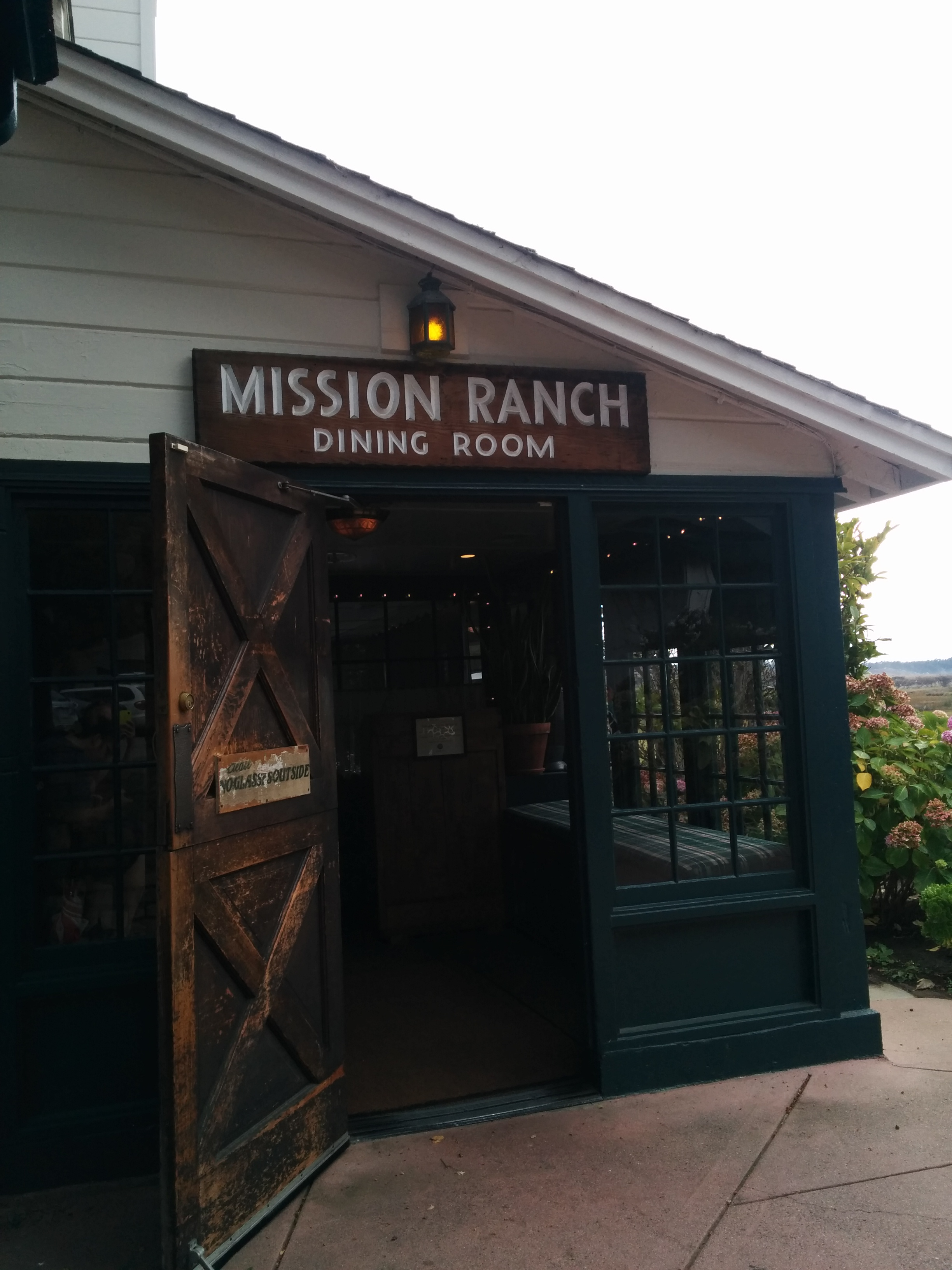 Mission Ranch Dining Room