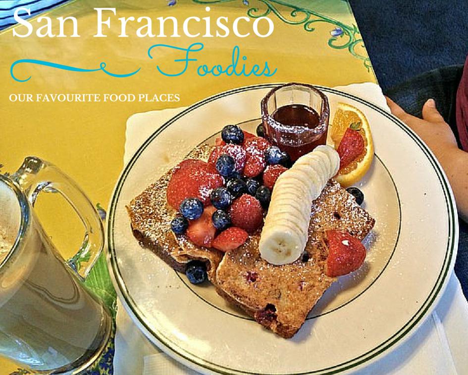 Foodies in San Francisco [www.nani-leilani.com]