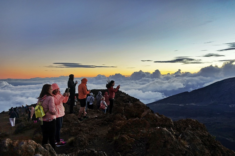 Sonnenaufgang Haleakala Sunrise [Nani Leilani com]